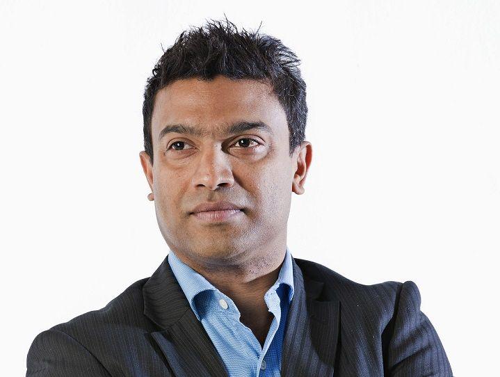 Vineeth Sebastian, Regional Sales Director-MEA at