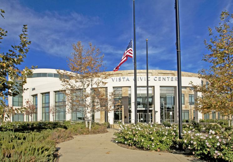 Vista Civic Center