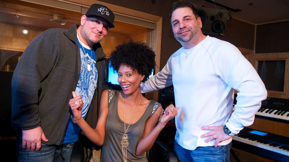 Katia with Grammy Nominated Mig & Rizzo (H3DRush & Funk Generation)