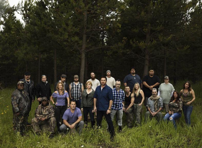 """Bigfoot bounty hunters, aka """"sqautchers"""""""