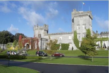 Dromoland Castle facade