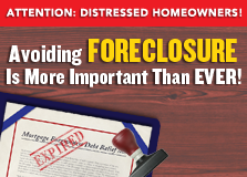 Avoiding foreclosure in New Port Richey
