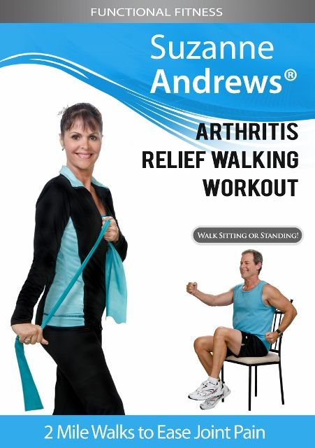 Arthritis Relief Walking Workout Online Video