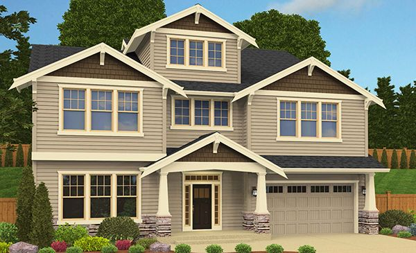 Lennar's Lincoln Heights at Happy Valley