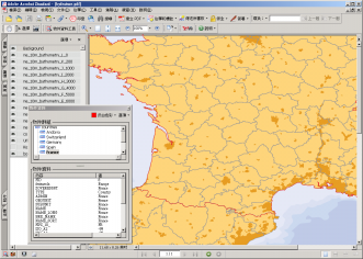 Geospatial PDF Exported by SuperGIS Desktop Assist