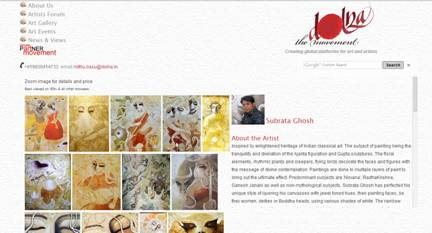 Subrata Ghosh Gallery