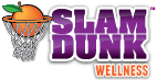 New Slam Dunk Wellness, a basketball-themed employee wellness campaign.