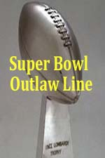 Superbowl Outlaw Line Point Spead and Totals Predictions