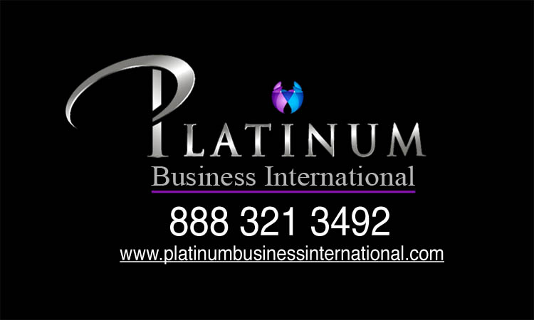 platinum business card 2
