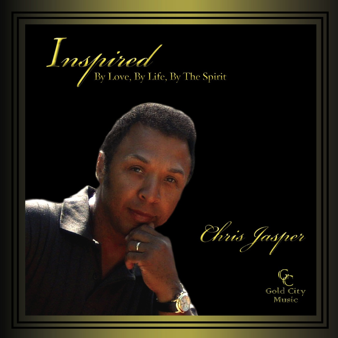 """Inspired...By Love, By Life, By The Spirit"" CD"