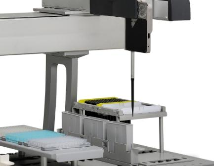The Cavro ADP offers increased flexibility for instrument design