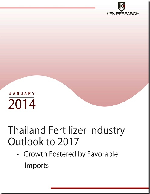 Thailand Fertilizer Cover Page