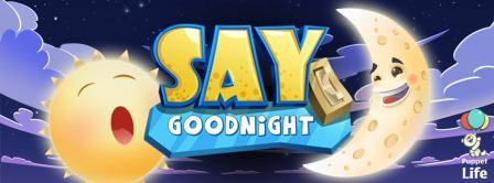 Say Goodnight bedtime app for kids