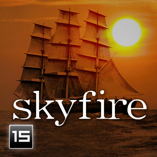 Skyfire by Arthur W. Johnson