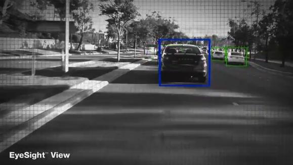 Subaru EyeSight Safety