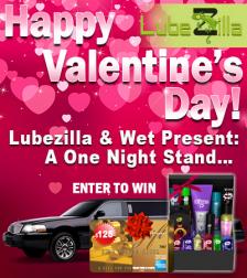 Lubezilla & Wet Present: A One Night Stand Contest
