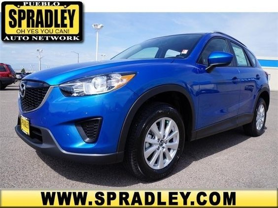 Spradley Mazda - Serving Colorado Springs