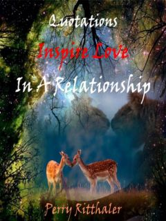 Quotations Inspire Love In A Relationship (Book Cover)