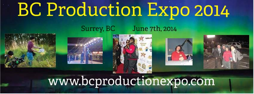 BC Production Industry Expo & Family Day 2014