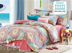 Persian Brush Twin XL Comforter Set