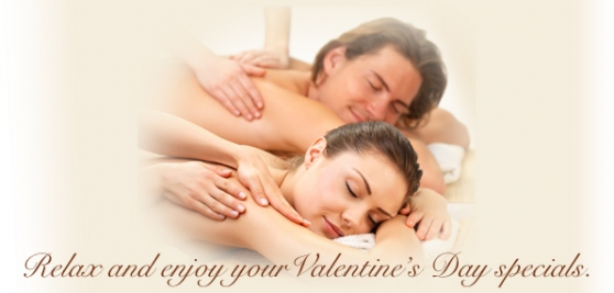 Valetine Specials at Margot European Day Spa