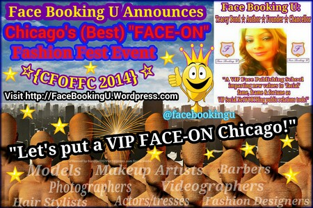 Face Booking U's (CFOFFC 2014) Event Publicity Promotional Image @facebookingu