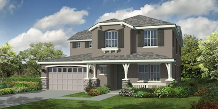 Lennar's Belle Maison