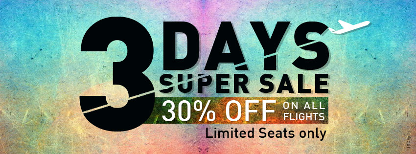3-Day-Sale