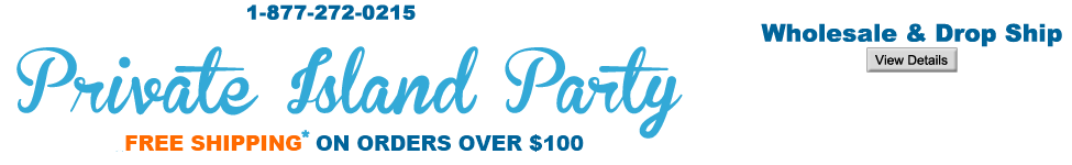 Private Island Party Logo