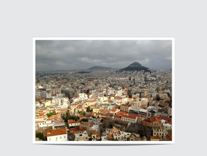 Rays of Hope Shine over the City of Athens