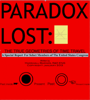 The cover of Marshall's Paradox Lost report
