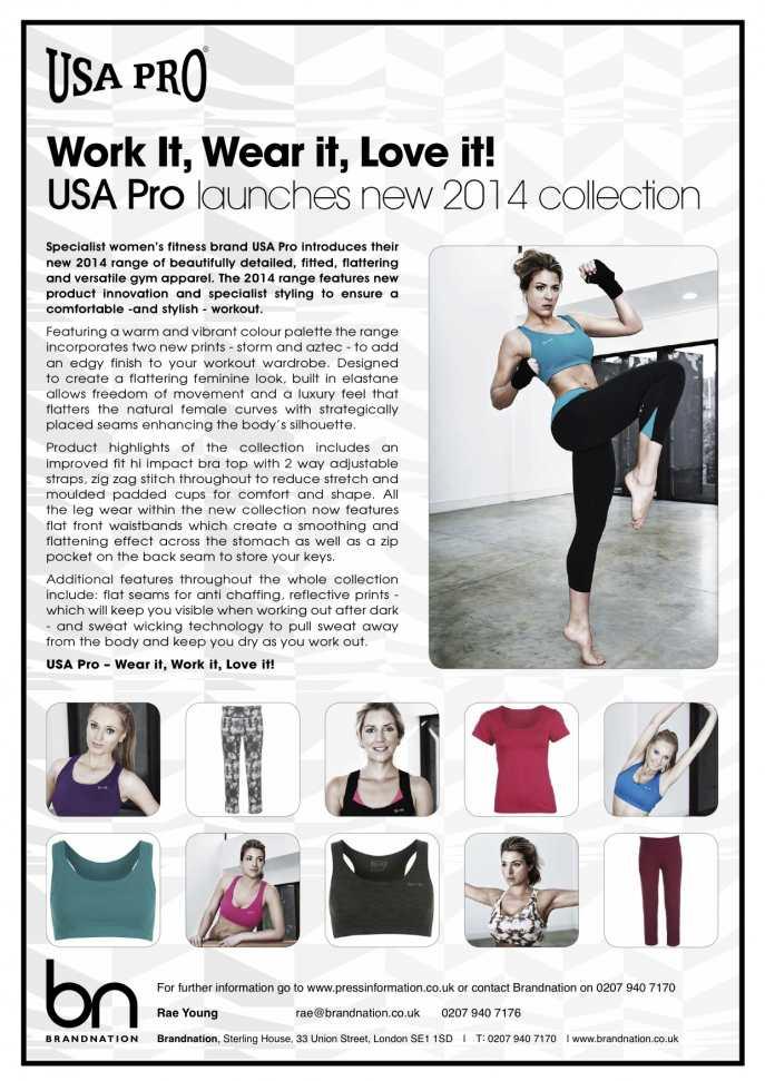 USA Pro_2014 Range Release