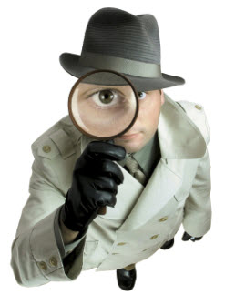 Be Like a Private Investigator