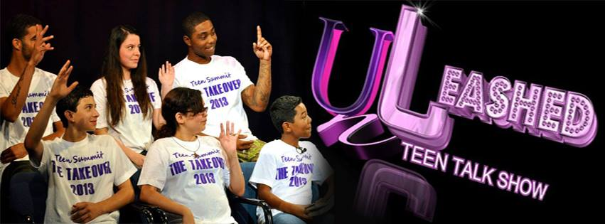 Unleashed Teen Talk Show