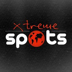 xtremespots logo black