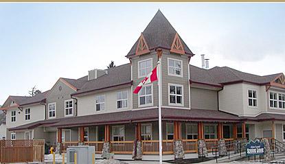 Alpine Summit Seniors Lodge, Jasper