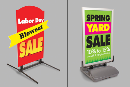 FFR Windmaster(R) Sign Stands