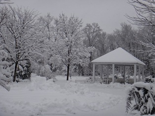 Gazebo at Stein Assisted Living