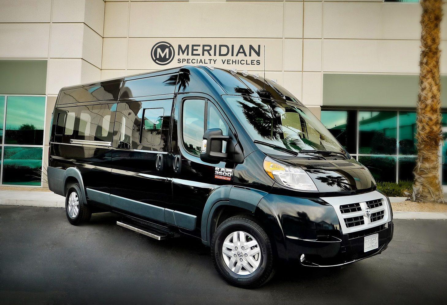 Promaster 15 Passenger Van