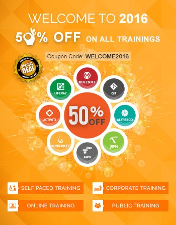 50% OFF All Open Source Training