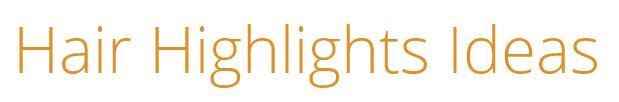 Hairhighlightsideas_Logo