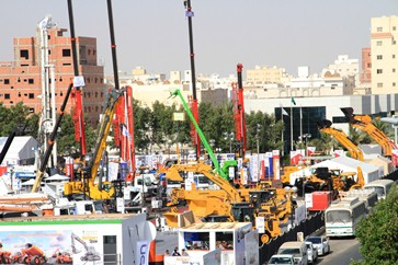 Construction Machinery Show  Dammam