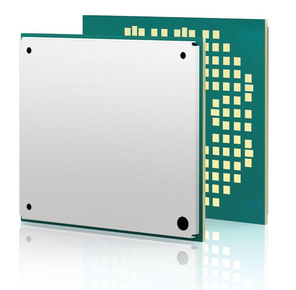 Cinterion PLS8 4G module