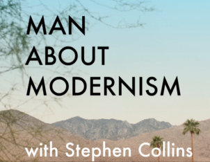 """""""Man About Modernism"""" is a new web series launching on Wednesday, Feb. 5th."""