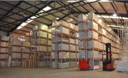 A complete warehouse and fulilment solution