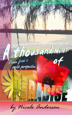 Cover:  A thousand miles of Paradise-LOVE