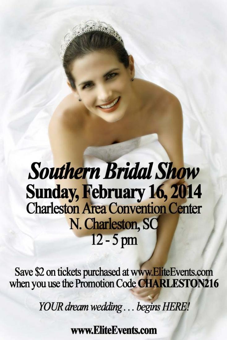 Bridal Show 2014 Promo Code
