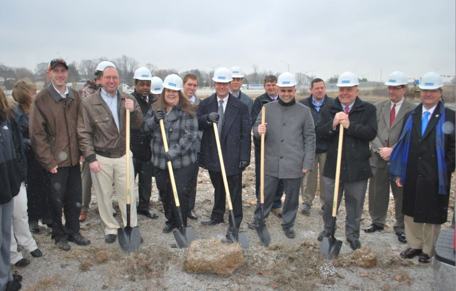 Toyota of Murfreesboro Breaks Ground on New Dealership