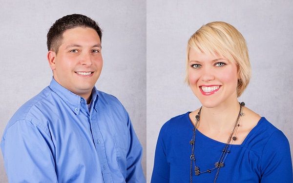 Jason Abrahams & Ruth Minnick of Rightsize Facility Performance in Chicago
