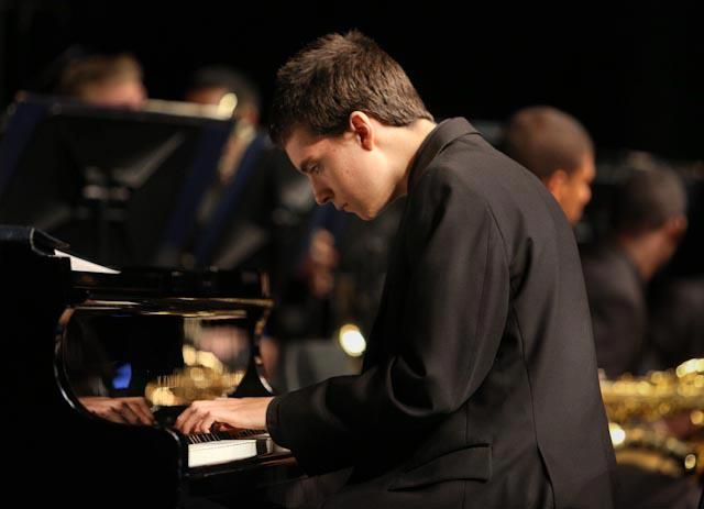Max Holm, Jazz Pianist, Jazz Band of America